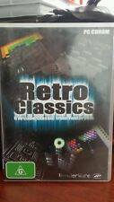 Retro Classics 8 arcade classics PC GAME