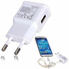 Mini 5V 2A USB Cargador De Pared EU Enchufe Viajes Adaptador de Alimentación Ajustador de la carga rápida