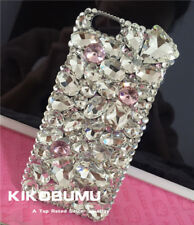 Bling Big Crystal Gems Handmade Phone Case Cover For Various Phone Custom Case