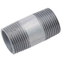 """Boquillas Barril - 1/2"""" BSPT x 200mm Racor de barril GALV 11-01291"""