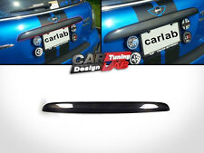 Carbon Rear Trunk boot lid Cover moulding Cover for 07-13 Mini Cooper R56 R57