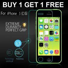 Vero Vetro Temperato Pellicola Proteggi Schermo per Apple iPhone 5s 5c