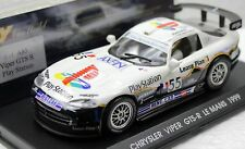 FLY A85 DODGE VIPER GTS-R NEW IN DISPLAY 1/32 SLOT CAR