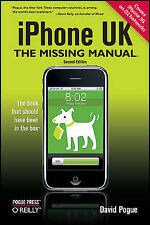 David Pogue, iPhone UK: The Missing Manual, Very Good Book