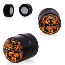 Aztec Magnetic Fake Plugs Sold as a Pair FSH