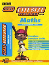 Very Good, GCSE BITESIZE COMPLETE REVISION GUIDE INTERMEDIATE MATHS (Bitesize GC