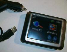 New listing Good Garmin Nuvi 250 Portable Gps Voice Navigator 3.5 TouchScreen Text-to-Speech