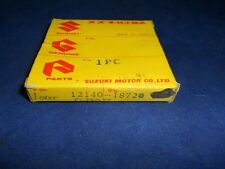 NOS Suzuki Piston Ring Set .25 69-71 T250 12140-18720