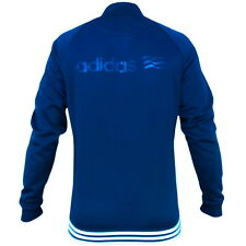 Adidas ClimaLite Warm PERFORMANCE FULL Zip Training Top FZ GOLF M MEDIUM MD BLUE