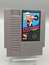 AUTHENTIC Excitebike NES (Nintendo Entertainment System 1985) CLEANED and TESTED