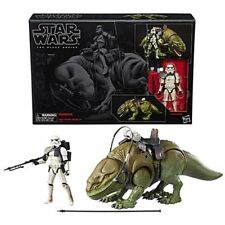 Star Wars The Black Series 6-Inch Dewback and Sandtrooper