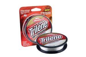 Berkley Trilene 100% Fluorocarbon XL Fishing Line