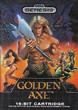 Golden Axe (Sega Genesis, 1989)