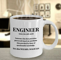 Funny Engineer Coffee Mug Engineer Definition Engineer Mug Gifts For Engineer