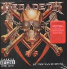 Killing Is My Business...And Business Is Good! [Remixed] [PA] [Remaster] by Megadeth (CD, Feb-2002, Relativity (Label))