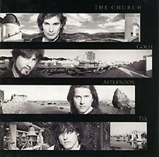 THE CHURCH - GOLD AFTERNOON FIX *NEW/SEALED* CUT IN PAPER - REMAINDER CD