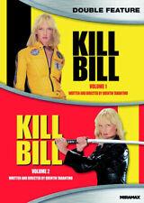 Kill Bill: Vol. 1 / Kill Bill: Vol. 2 (Dvd) Uma Thurman David Carodine