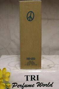 Kenzo Time for Peace Pour Lui Eau de Toilette Men Spray 3.4 fl.oz. Sealed RARE
