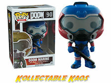 Doom - Marine American Hero Variant Pop! Vinyl Figure