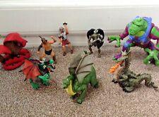 Papo ELC Mystical Creatures Dragon Snakes Lot