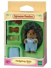 Sylvanian Families Hedgehog Baby Doll - Brand New