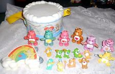 LOT OF VINTAGE CARE BEARS
