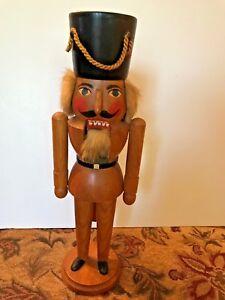 Wooden Soldier Nutcracker