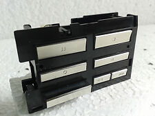 Clavier de commande pour lecteur de cassette TECHNICS M233X. Pièce détachée.