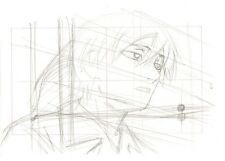 Anime Genga not Cel Darker Than Black #1
