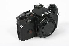 Olympus OM-4 35 mm SLR Film Camera Body Only-New Light Seals