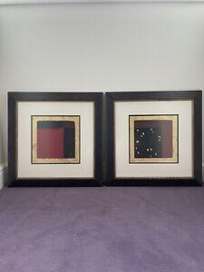 Govinder Nazran Art Work, 'Gangster III' and 'Gangster IV'
