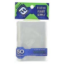 BOARD GAME SLEEVES - 57 x 89mm - FFG 50ct Packs Fantasy Flight Standard American