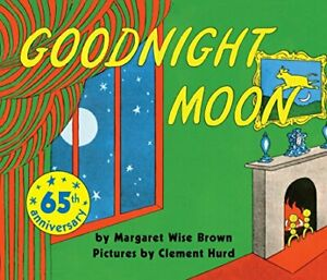Goodnight Moon by Wise Brown, Margaret Book The Cheap Fast Free Post