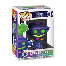 Funko Pop! Movies: Trolls World Tour - King Trollex