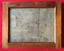 Antique Wood Brass Rochester Optical Co. Photography Printing Picture Frame 1890