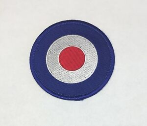 RAF Royal Air Force 'Mod The Who' Patch