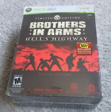Brothers in Arms Hell's Highway Limited Edition XBOX 360 One Collector NEW Rare