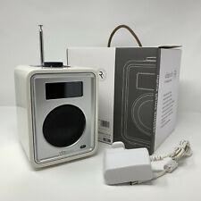 Ruark Vita audio R1 Mk2 Dream White DAB tabletop radio alarm clock