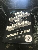 2003 Fortress Solitude Jonathan Lethem Rare Signed HC DJ SF 1st Ed Vtg Book