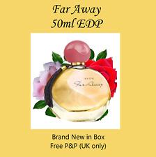 Avon Far Away Perfume EDP 50ml Fragrance BNIB **FREE P&P**