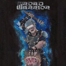 ROAD WARRIOR - Power (NEW*AUS POWER METAL*DUNGEON*MAIDEN*BLACKKOUT*M.CHURCH)