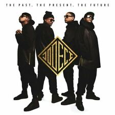 Jodeci - The Past, The Present, The Future - CD Damaged Case