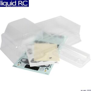 Axial Racing AX31268 Axial Jeep Mighty FC Body .04 inch Clear