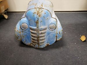 48 PONTIAC PEDAL CAR BODY