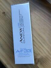 2 AVON Anew Clinical A-F33 Pro Line Corrector Treatment Face Cream 30ml NEW