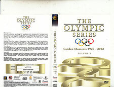 The Olympic Series-Golden Moments 1920-2002-Vol 3-Olympic Games-DVD