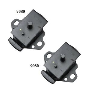 2PCS Front Left & Right Motor Mount FIT 1995-1998 Fits Toyota T100 3.4L 4WD