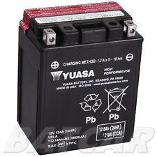YUASA YTX14AH-BS AGM Motorrad Batterie Polaris Sportsman 500