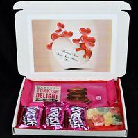 Personalised Turkish Delight Sweet Eid Ramadan Gift Hamper Mum Dad Husband Wife