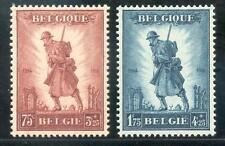 BELGIEN 1932 342-343 ** POSTFRISCH INFANTERIE 400€(E7399